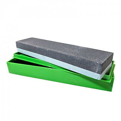 """ASR Outdoor 8"""" Silicone Carbide Double Sided Whetstone Grits 180 and 240"""