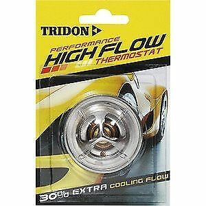 High Flow Thermostat BF Gasket For Ford Falcon AU BA TRIDON New