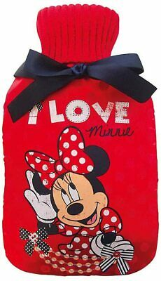 Minnie Mouse Hot Water Bottle