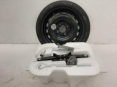 """2014 NISSAN MICRA K13 14"""" Space Saver Spare Wheel Kit + Foam Storage Container"""