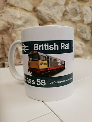 Vintage Transport Printed Mug Canterbury From South Eastern Railway