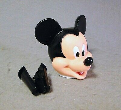 "DISNEY BLUE MICKEY HEAD /""LOVE TO YOU/""  Antenna Topper NEW LAST ONE"