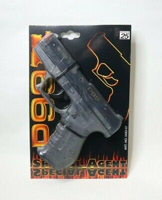 Lone Star Walther P99 Special Agent 007 Toy Cap Gun James Bond Wicke