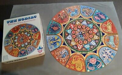 Circular Jigsaw Puzzle for sale in UK