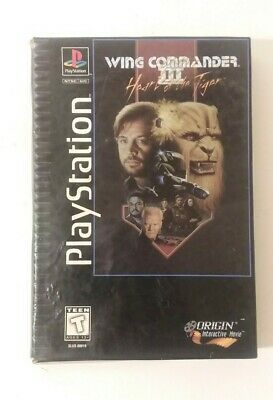 Wing Commander Iii Heart Of The Tiger Tested Complete Playstation