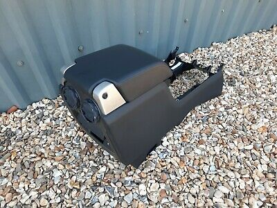 Land Rover Discovery 4 Center Console Arm Rest With Freezer Black Leather