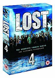 Lost - Season 4 [DVD], Good, DVD, FREE & FAST Delivery