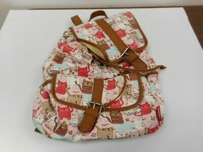 Union Bay Kitty Backpack New With Tag Cute!