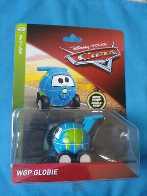 "IMPERFECT PACKAGE DISNEY PIXAR CARS /""BUD/"" SUPER CHASE LIMITED TO 4000 PRODUCED"