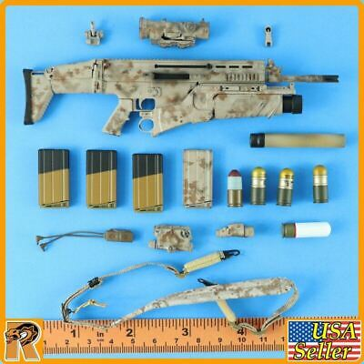 MOH Warfighter Voodoo Soldier Story Figures Bungee w// Clip 1//6 Scale