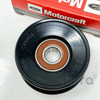 Motorcraft YS335 Accessory Drive Belt Idler Pulley for Serpentine Accessory ad