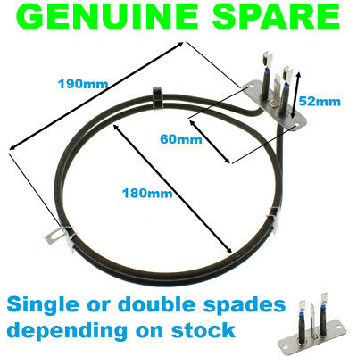 Hotpoint Indesit INDESIT IS60C1W IS60C1WS IS60C1X IS60C1XXS Fan Oven Element