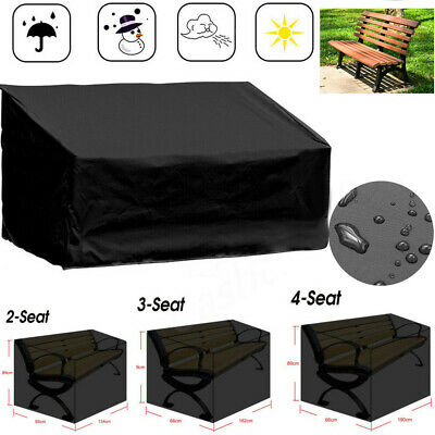 Large Waterproof Garden Patio Furniture Cover Rattan Table Cube Outdoor Covers