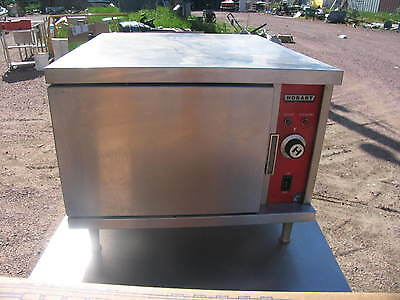 Hobart 3 Pan Convection Steamer Deli Seafood Carry Out SteamFresh Oven HSF-3