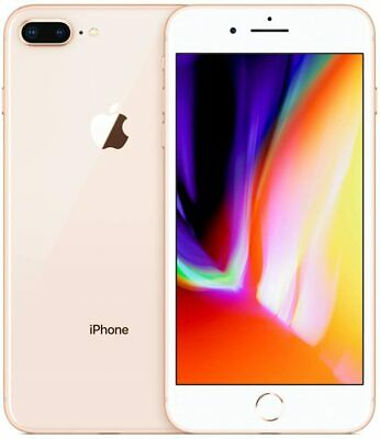 New Apple iPhone 8 Unlocked Sim Free Smartphone Various Colours 64GB UK Free P&P