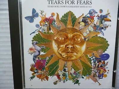 Tears for Fears : Tears Roll Down: (GREATEST HITS 82-92) CD (2004)