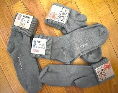 VTG 80s Lot ~ 4 Pr DEADSTOCK ~ Banana Republic Safari SOCKS ~ Women's 9-11 Khaki