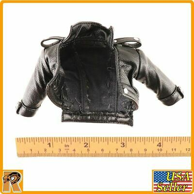 Black Imperial Jacket Female Space Officer 1//6 Scale Flirty Girl Figures