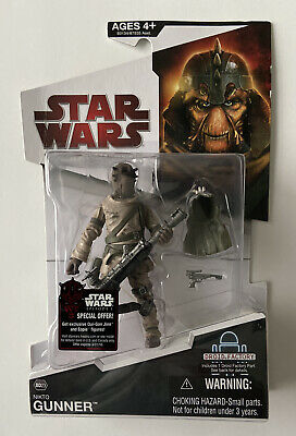 Giran Nikto Guard BD21 2009 STAR WARS Legacy Collection MOC