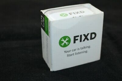 FIXD OBD-II Car Monitor Check Engine Light Code Reader Diagnostic Scanner Tool