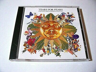 TEARS FOR FEARS - Tears Roll Down - Greatest Hits 82-92 - CD Album