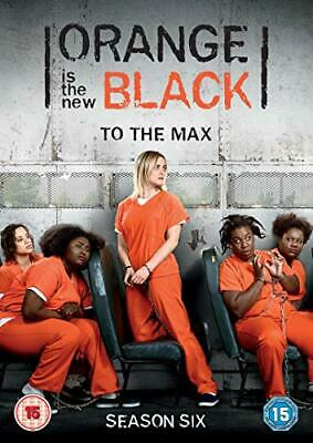 Orange is the New Black Season 6 [DVD] [2019], New, DVD, FREE & FAST Delivery