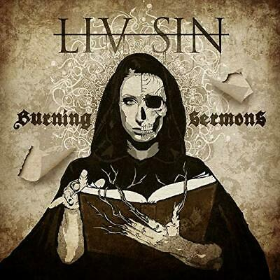 Burning Sermons, Liv Sin, Audio CD, New, FREE & FAST Delivery