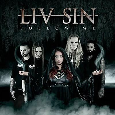 Follow Me, Liv Sin, Audio CD, New, FREE & FAST Delivery
