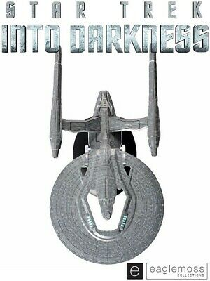 Eaglemoss Star Trek Into Darkness U.S.S. Vengeance Special Edition Ship Replica