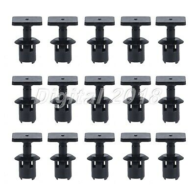 15x ROOF TRIM STRIP PANEL LINING CLIPS Fit For VW Caddy Transporter T4 T5 FR