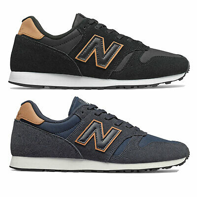 NEW BALANCE 373 Men's Trainer M373 ML373 Trainers Sport Shoes Low ...