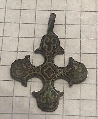 Cross Kievan Rus 11-12 century rare ancient Russian cross original