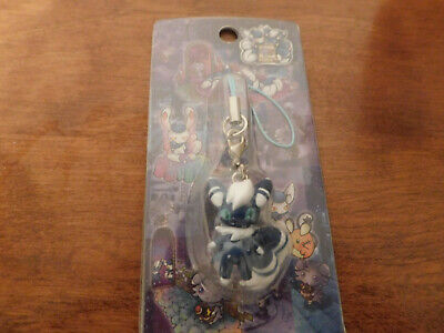 BNIP JAPAN Pokemon Center Limited ESPURR WANTED!! Figure Strap MEOWSTIC Female