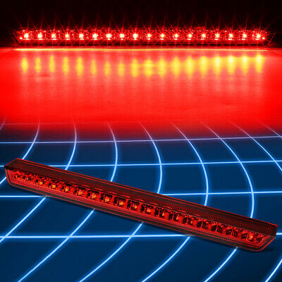 For 15-20 Tahoe Suburban Red LED 3rd Third Brake Light Stop Lamp Replacement
