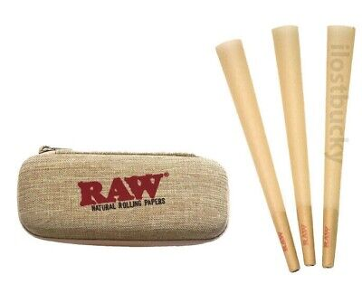 RAW Classic KING Size Pre-Rolled Cones (100 Pack)AUTHENTIC+raw Cone Wallet