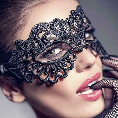 Hot sales !!!  Women Hollow Lace Masquerade Mask Face ...