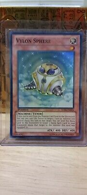 1x Vylon Sphere Super Rare HA05 Yugioh Mint 1st ed