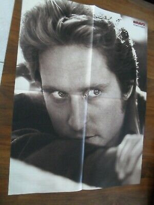BRAVO Superposter von Dead End Kids + Michael Douglas aus ca. 1976