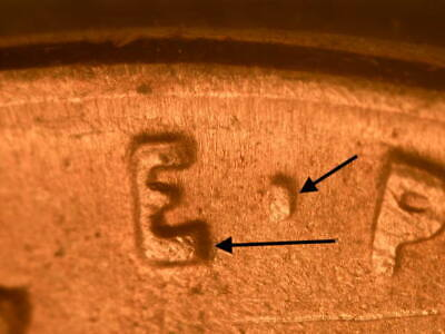 BU DDR-006 1959-P Lincoln Memorial Cent Doubled Die Reverse