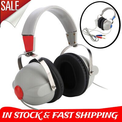 NEW Hearing Screening Headphone Air Conduction Audiometer for Hearing Test 3dB