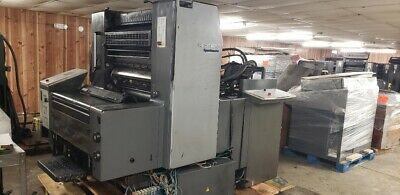 2004 Heidelberg Sm 74-1, Cp Tronics,  Auto Plate,Alcolor-Geared For Numbering