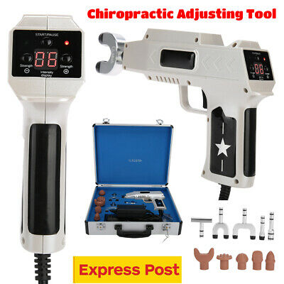 Household Chiropractic Tool Gun Electric Spine Correction Adjusting Corrector