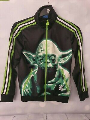Adidas Star Wars Yoda Tracksuit Top 11-12 YM