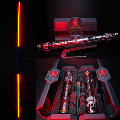✅New Star Wars Galaxys Edge Completed Darth Maul Legacy Lightsaber Hilts & Blade