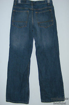 CHEROKEE ADJUSTABLE Waist Denim Blue JEANS Boys Size 14