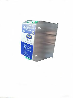 Alimentatore Switching Monofase/Bifase 7.5A 24Vdc- Made In Italy