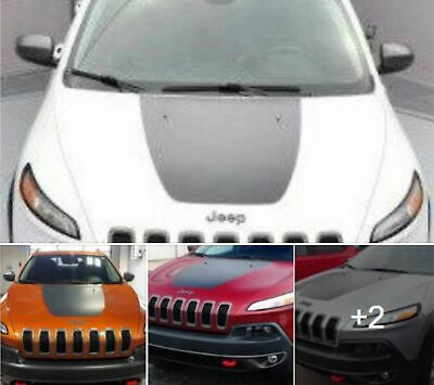 Hood Decal for Jeep Cherokee KL 2013-2019