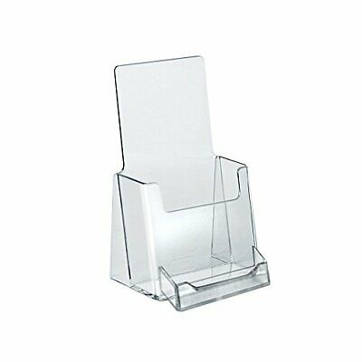 Azar Displays 252922-50PK Counter Trifold Brochure Holder with Business Card ...