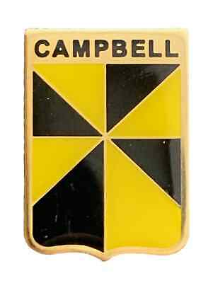 Smartbadge CAMPBELL(D2) Family Clan Name Lapel Pin Badge