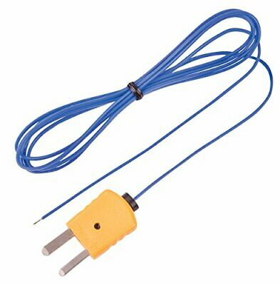 REED Instruments TP-01 Beaded Thermocouple Wire Probe Type K -40 to 482°F -40...